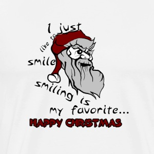 Sad Santa - Men's Premium T-Shirt
