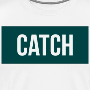 Catchin Clothes test - Mannen Premium T-shirt
