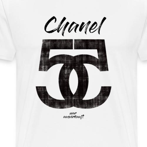 Chanel55 - Männer Premium T-Shirt