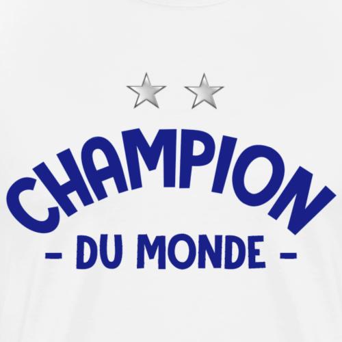 Champion - T-shirt Premium Homme