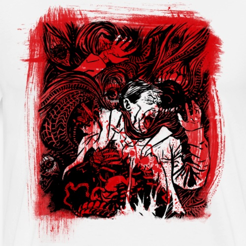 horror 2 - Men's Premium T-Shirt