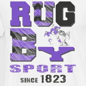 RUGBY SINCE 1823 - Men's Premium T-Shirt