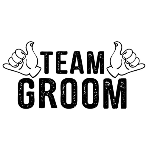 Team Groom - Bachelor Shirt - JGA T-Shirt - Männer Premium T-Shirt