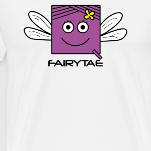 Fée 'FAIRYTAE' Princess | Qbik Design Series - T-shirt Premium Homme