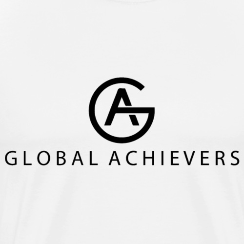 GA NORMAL EDITION BLACK - Männer Premium T-Shirt