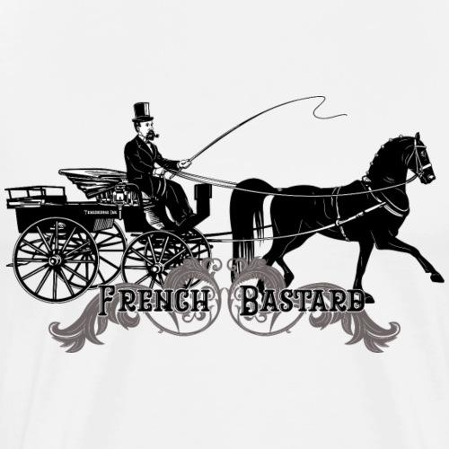 Ténébreuse Ink - Bastard - T-shirt Premium Homme
