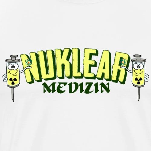 Nuklearmedizin - Männer Premium T-Shirt