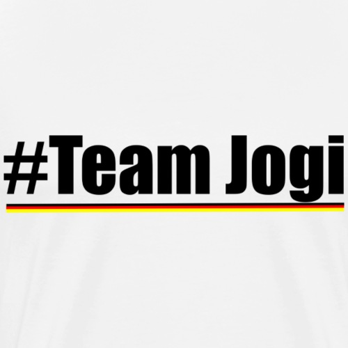 Team Jogi Black - Men's Premium T-Shirt