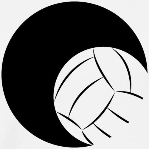 Ballon de volley ball - T-shirt Premium Homme