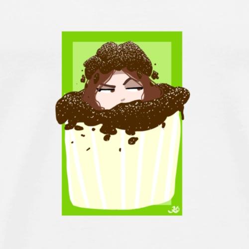 Dessertie 2 - Mannen Premium T-shirt