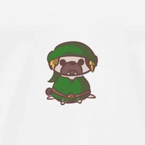 PUG link - T-shirt Premium Homme