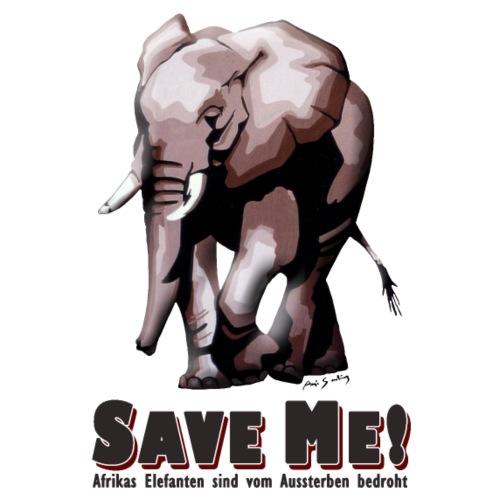 SAVE ME! - Männer Premium T-Shirt