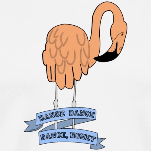 Dance Dance Dance, Honey | Animal Fashion - Männer Premium T-Shirt