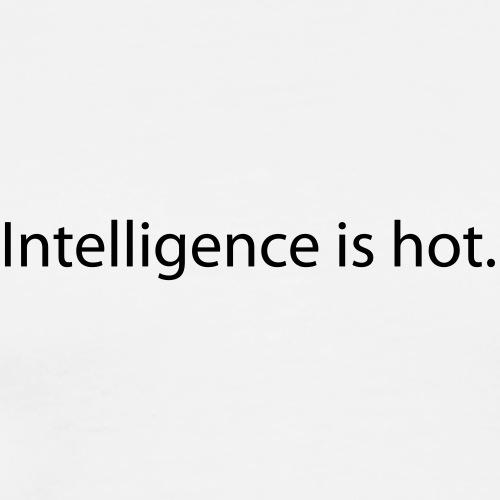 intelligence is hot