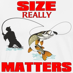 SIZE REALLY MATTERS - Men's Premium T-Shirt