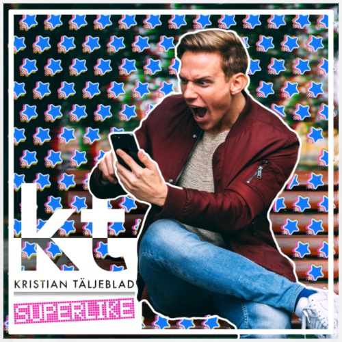 SUPERLIKE - Premium-T-shirt herr