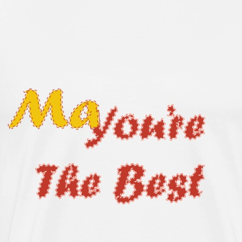 mothers day 2018 T-shirt - T-shirt Premium Homme