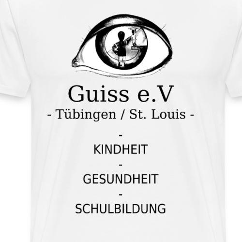 Guiss e.V - Männer Premium T-Shirt