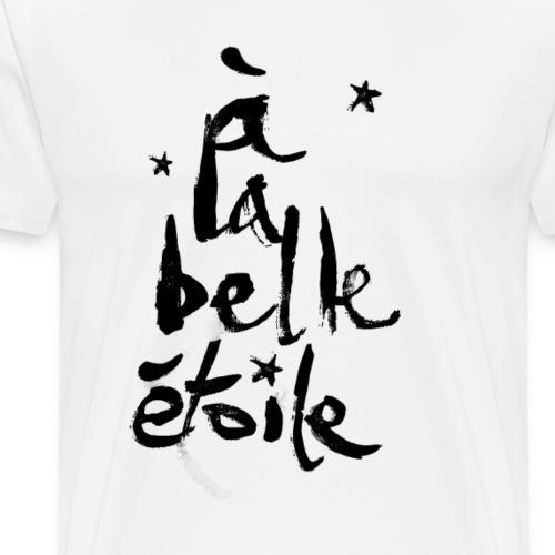 A la belle - Männer Premium T-Shirt