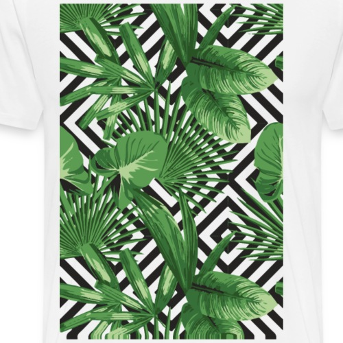 Tropical Geometry - Männer Premium T-Shirt