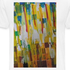 color landscape - Men's Premium T-Shirt