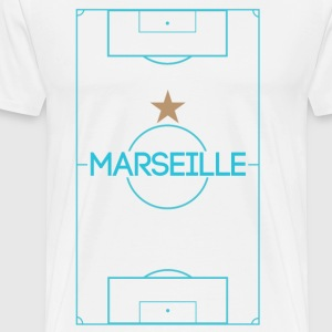 Marseille ground - Men's Premium T-Shirt