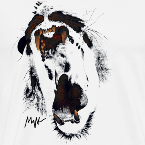 Machoire de Lions - T-shirt Premium Homme