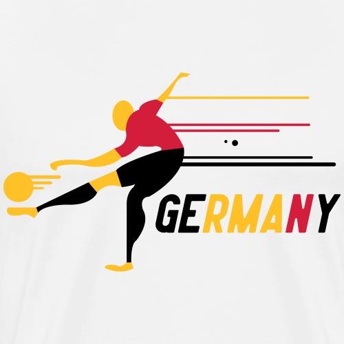Germany Classic - Männer Premium T-Shirt