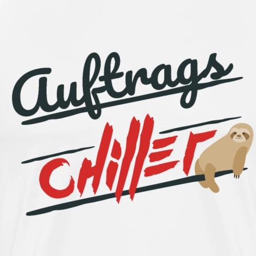 AUFTRAGS CHILLER - Männer Premium T-Shirt