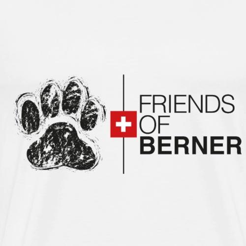 The bear - Männer Premium T-Shirt