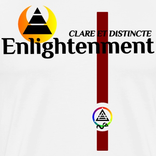 Enlightenment - Männer Premium T-Shirt