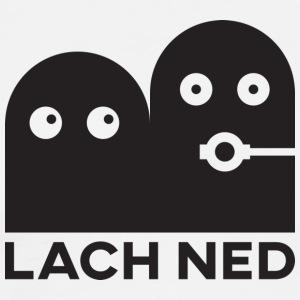 LachNed - Männer Premium T-Shirt
