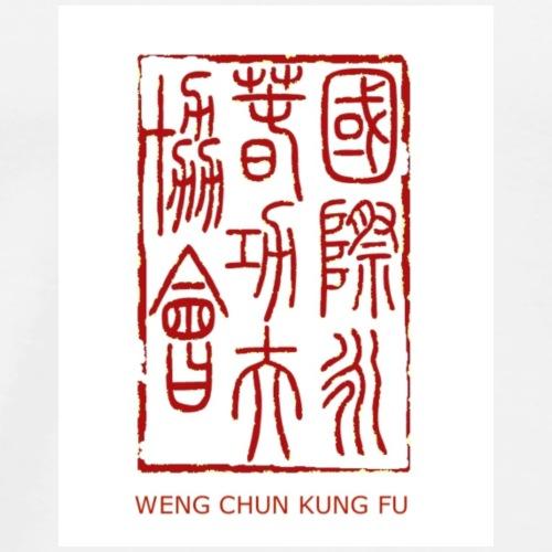 Weng Chun Kung Fu - Männer Premium T-Shirt