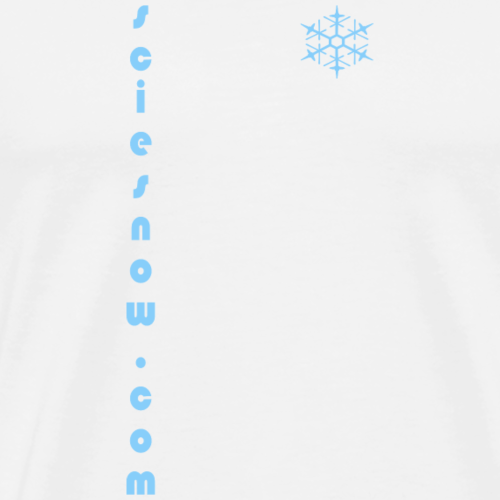 Basic Vertical - Maglietta Premium da uomo