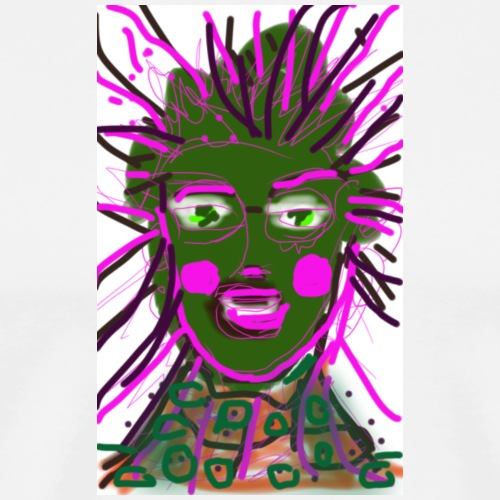 crazy..fund esign© by art elisa elisa hopp - Männer Premium T-Shirt