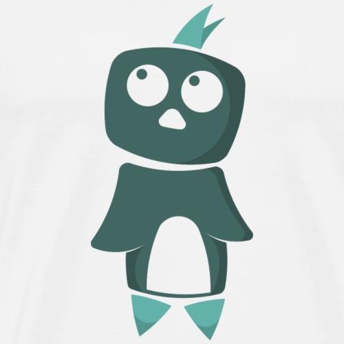Bischnablu Grün - Männer Premium T-Shirt