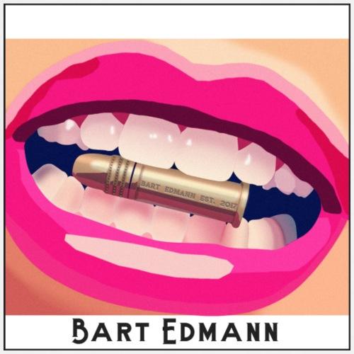 Bart Edmann Lips Patrone - Männer Premium T-Shirt