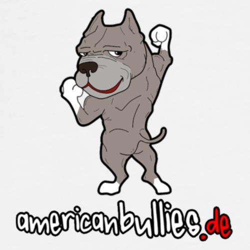 AmericanBulliesde 03 - Männer Premium T-Shirt