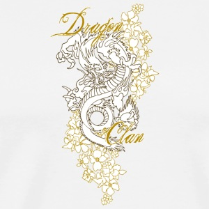 clan de dragon - T-shirt Premium Homme