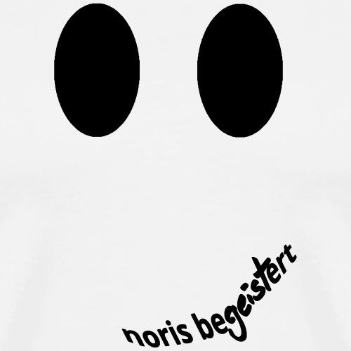Noris versteckt - Männer Premium T-Shirt