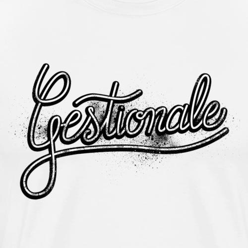 Gestionale - Maglietta Premium da uomo