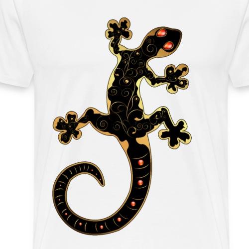 Maravilloso geco decorativo - Camiseta premium hombre