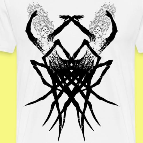Valse siamoise - T-shirt Premium Homme