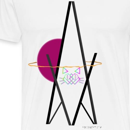 T-Shirt Space Kat - T-shirt Premium Homme