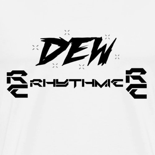 Official Dew Rhythmic - Men's Premium T-Shirt