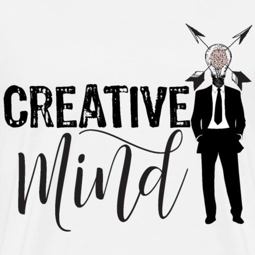 CREATIVE MIND - Männer Premium T-Shirt