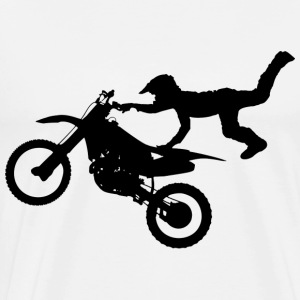 MOTOCROSS / MOTORCYCLE COLLECTION - Mannen Premium T-shirt