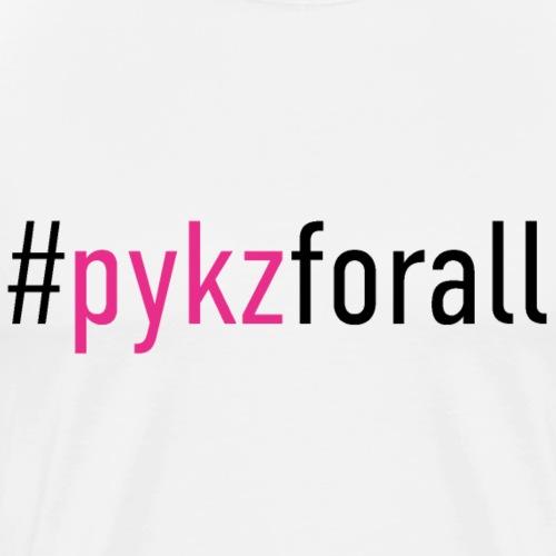 #pykzforall Logo - Männer Premium T-Shirt