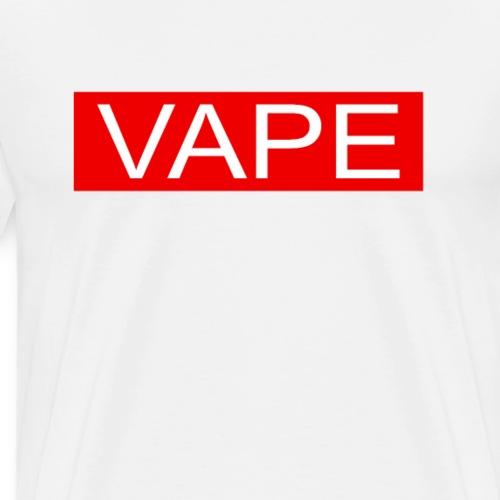 Vape supreme - Männer Premium T-Shirt