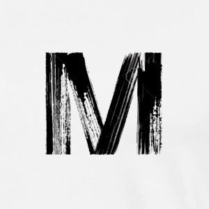 mm - Mannen Premium T-shirt